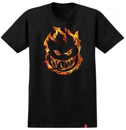 Camiseta Spitfire Premium 451 Tee Black