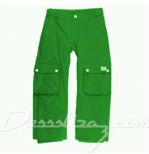 Pantalones de snowboard Wear Colour Bolt Pants Turf Green