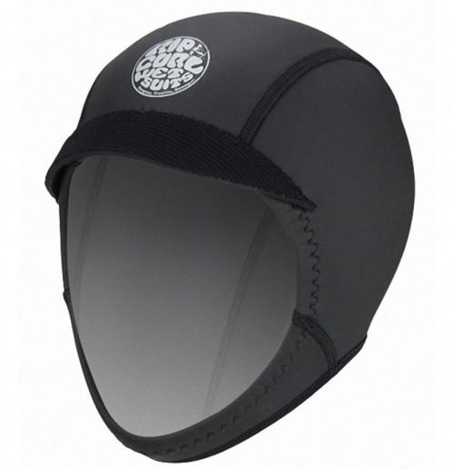 Gorro de neopreno de surf Rip Curl Dawn Patrol 3mm Black
