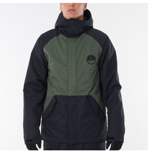 Rip Curl Notch Up Jacket Forest Green