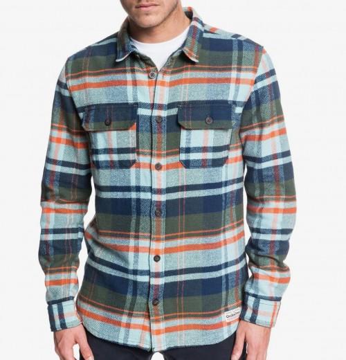 Camisa Quiksilver Howe Waters Thyme Howe Waters