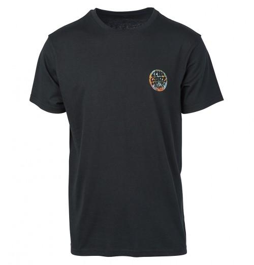 Camiseta Rip Curl Rider Tee Black