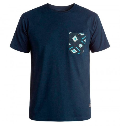 Camiseta DC Lubbock Dark Navy