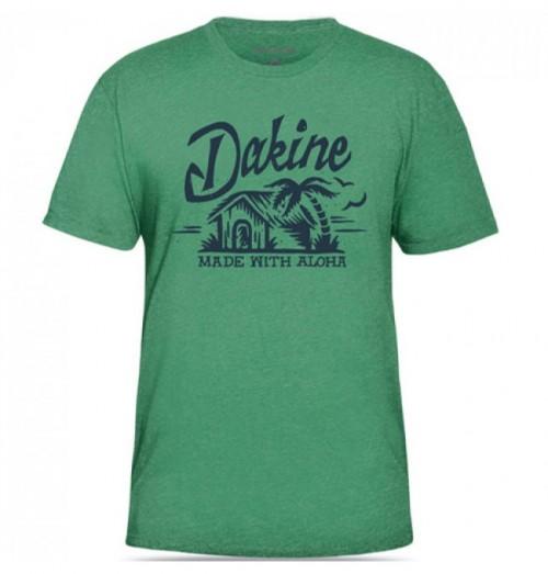 Camiseta Dakine Beach Hut T-Shirt Kelly Heather