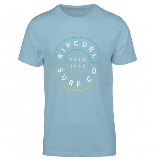 Camiseta Rip Curl Neon Donut Tee Blue
