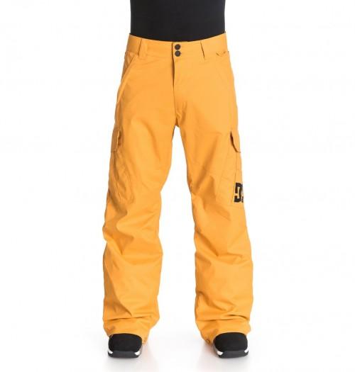Pantalones de snowboard DC Banshee Pants Nugget Gold