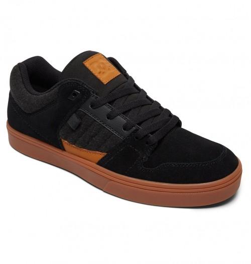 Zapatillas DC Course 2 SE Black/Gum