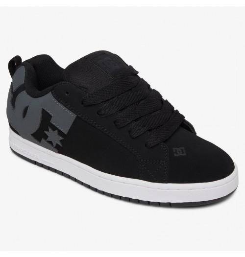 Zapatillas DC Court Graffik Black/Grey/White