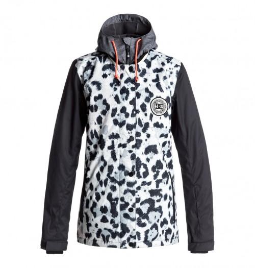 Chaqueta de snowboard DC Dcla Women's Snow Leopard