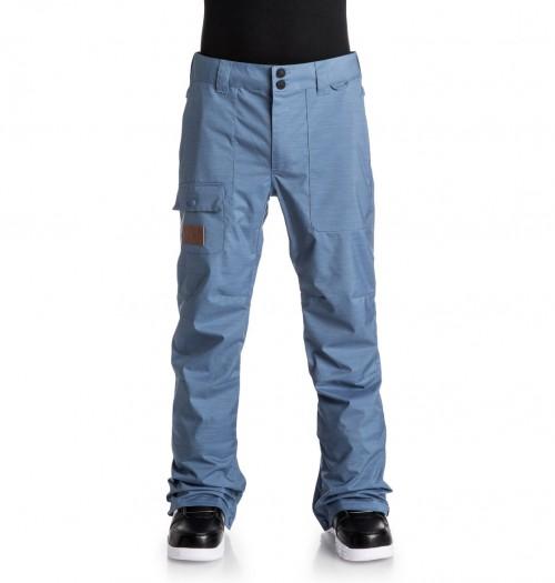 Pantalones de snowboard DC Dealer Pants Copen Blue