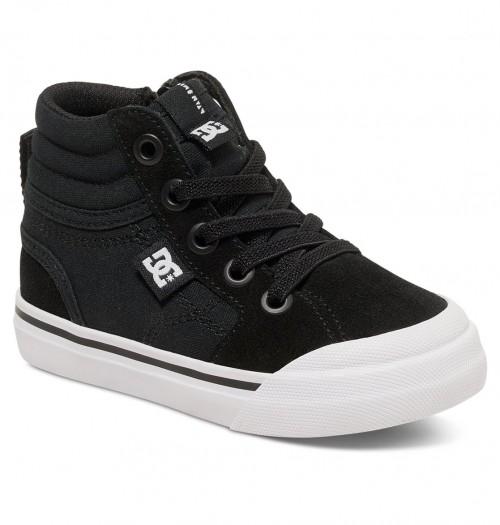 Zapatillas de bebé DC Evan HI Black