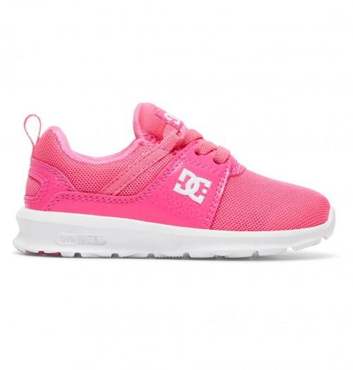 Zapatillas de bebé DC Heathrow Pink