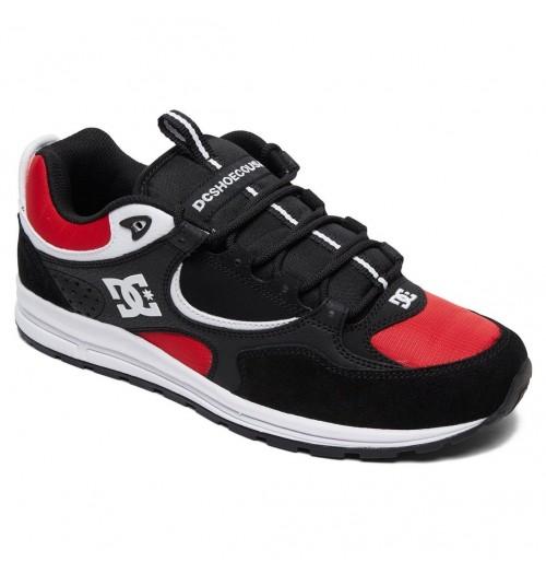 DC Kalis Lite Black/Athletic Red/White