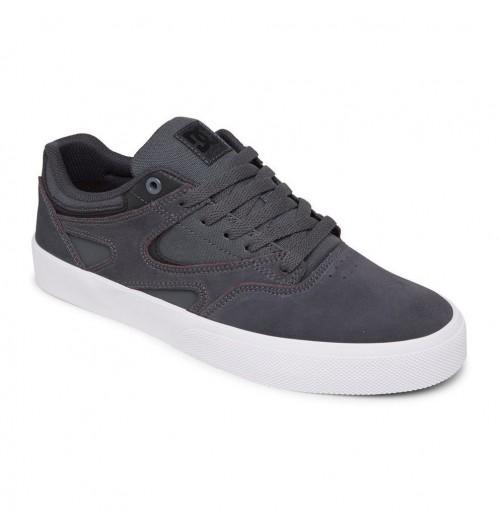 Zapatillas DC Kalis Vulc S Grey/Black