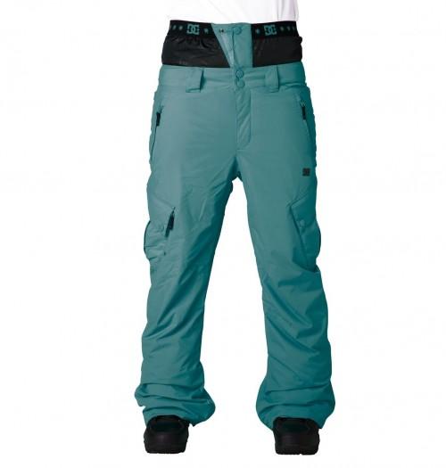 Pantalones de snowboard DC Martock 15 Pants Jasper-Solid Greo