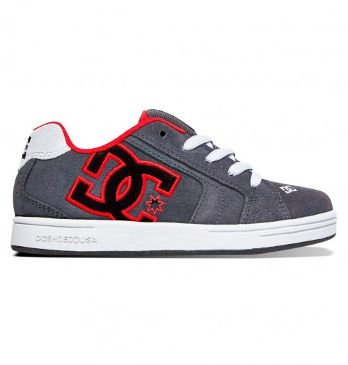 Zapatillas de bebé DC Net SD Battleship/Athletic Red