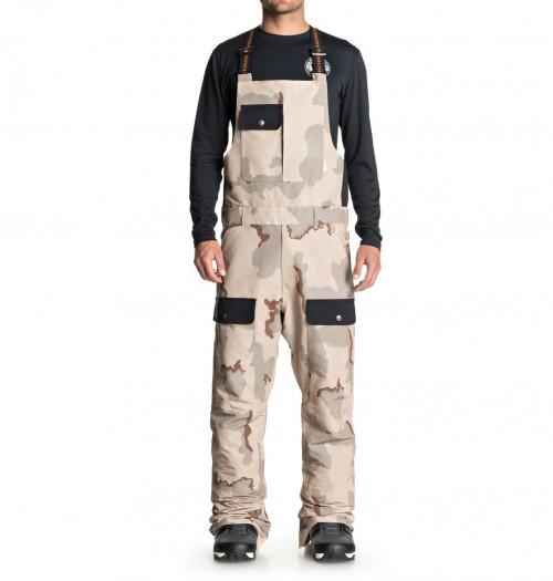 Pantalones de snowboard DC Platoon Incense Dcu Camo