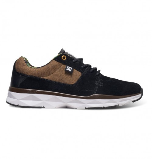 Zapatillas DC Player SE M Shoe Black Camo