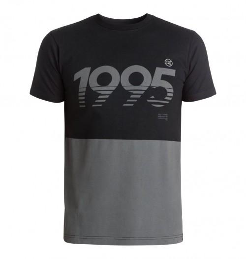 Camiseta DC Rd Shades T-Shirt Black-Anthracitre