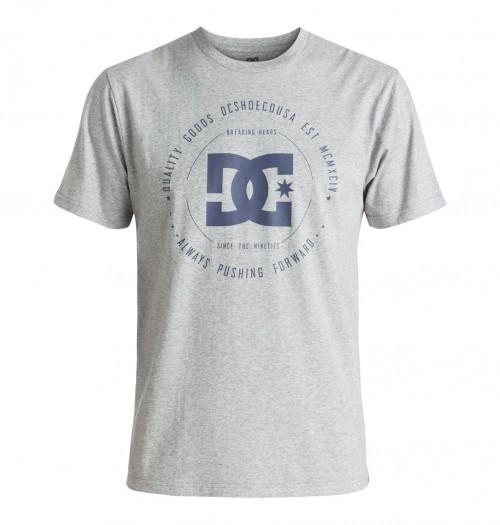 Camiseta DC Rebuilt Grey Heather