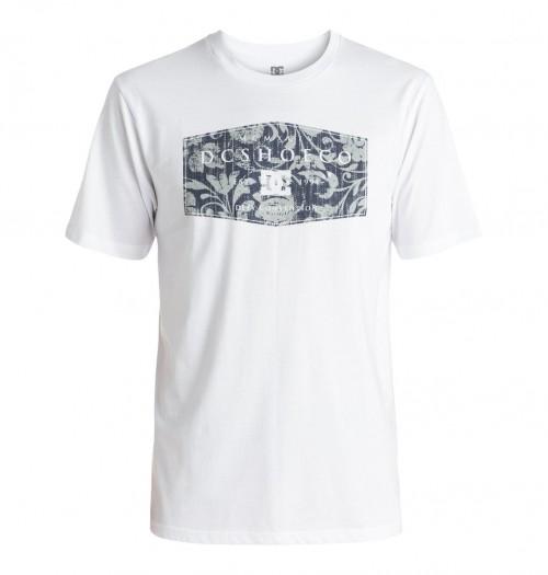 Camiseta DC Regal Round Box SS Snow White