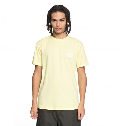 Camiseta DC Stage Box Lemon Meringue