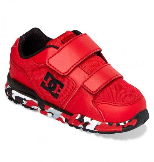 Zapatillas de bebé DC Toddlers Forter V Athletic Red