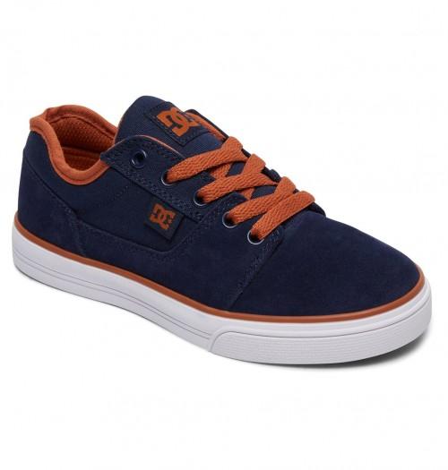 Zapatillas de bebé DC Tonik Navy/Bright Blue