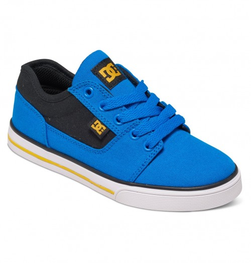 Zapatillas de bebé DC Tonik TX Blue/Black/Grey