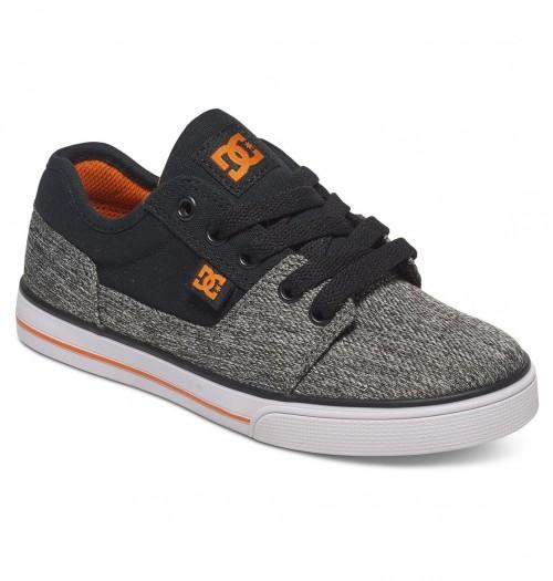 Zapatillas de bebé DC Tonik TX SE Black/Grey