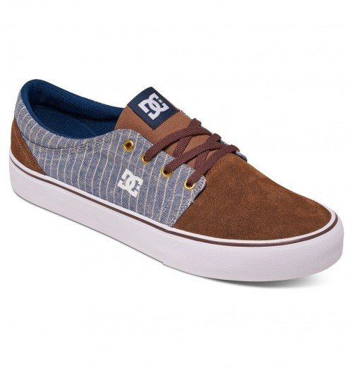 Zapatillas DC Trase SE Brown/Blue