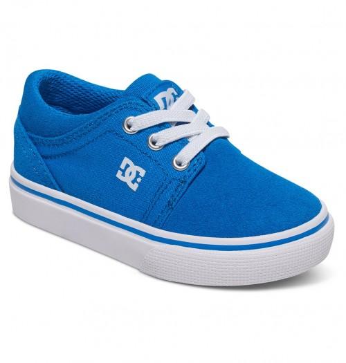 Zapatillas de bebé DC Trase Slip Blue