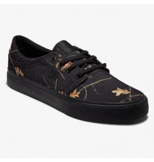 Zapatillas DC Trase TX SE Black Camo