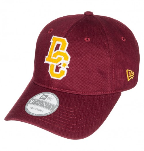 Gorra DC Triangle Cap Port Royale-Solid