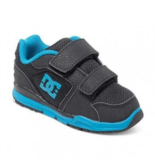 Zapatillas de bebé DC Forter V Black/Hawaiian Ocean