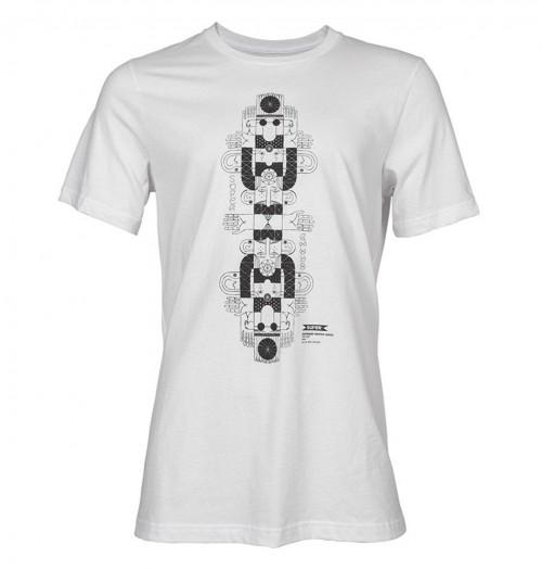 Camiseta Superbrand Unit Tee White