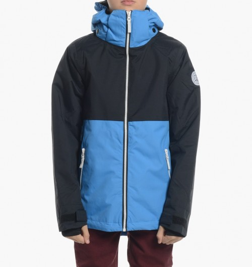 Chaqueta de snowboard Wear Colour Slice Black