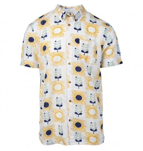 Camisa Rip Curl Westy Off White