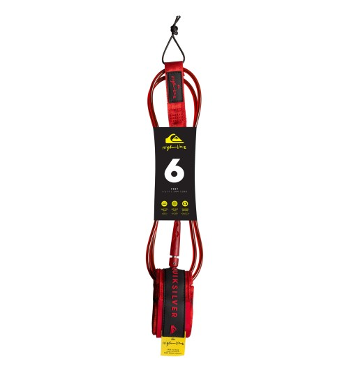 Invento de surf Quiksilver Highline 6'0 Red