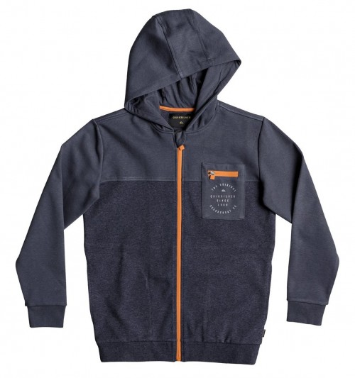 Sudadera Quiksilver Dubell Blue Nights