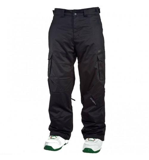Pantalones de snowboard O'Neill Exalt Insulated Black Out