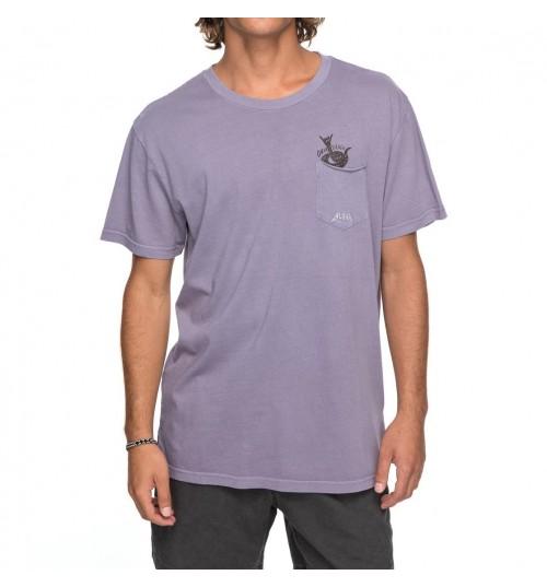 Camiseta Quiksilver Skumel Cadet