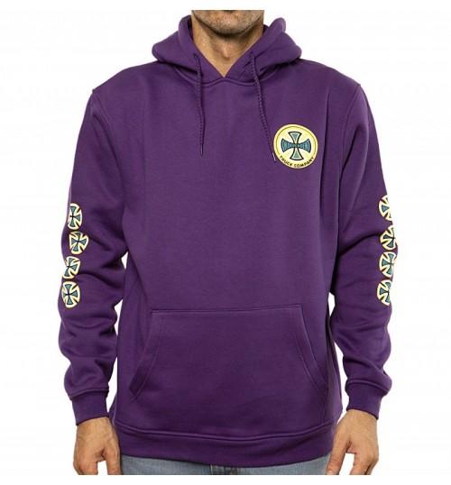 Sudadera Independent O.G.T.C Hood Deep Purple
