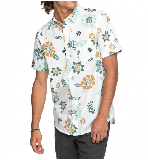 Camisa Quiksilver Sunset Floral White