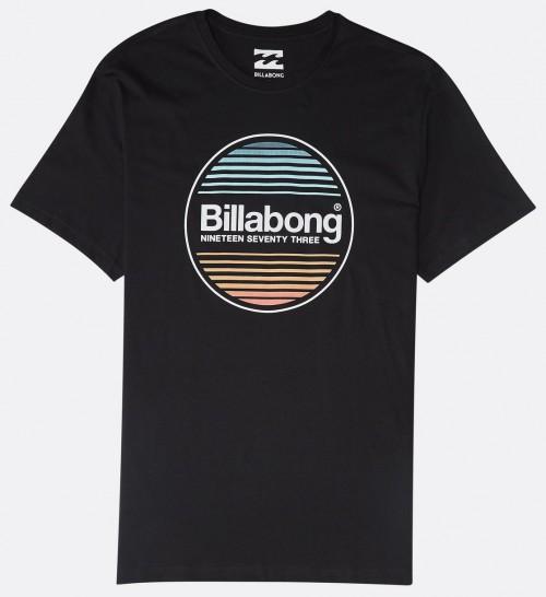 Camiseta Billabong Atlantic Tee Black