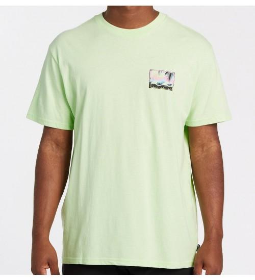 Camiseta Billabong Nosara Tee Cool Mint