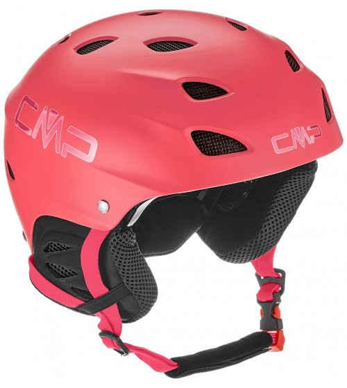 Casco de snowboard Campagnolo XJ-3 CMP Kids Ski Helmet Strawberry
