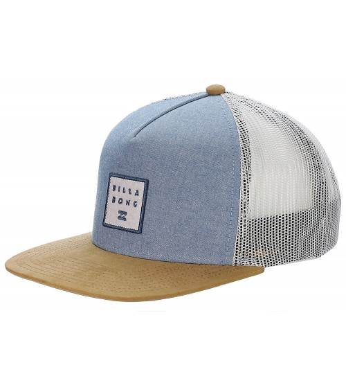 Gorra Billabong Stacked Trucker Blue
