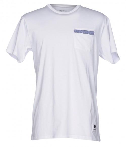 Camiseta Trendsplant Tacoma White