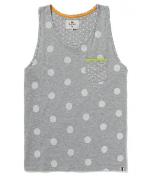 Camiseta Bellfield B Trelew G Grey